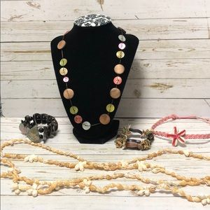 Jewelry - SHELL JEWELRY BUNDLE